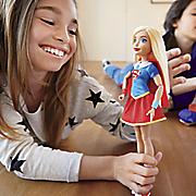 dc super hero girls by mattel