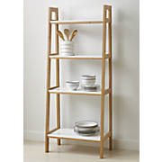 4 tier ladder shelf