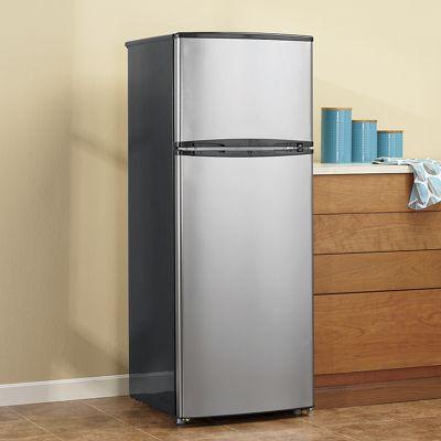 7 5 Cu Ft Refrigerator Freezer By Montgomery Ward From