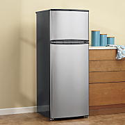 7 5 cu  ft  refrigerator freezer by montgomery ward