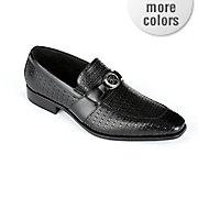 men s mannix slip on shoe by stacy adams