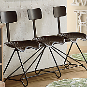 trio chair bench