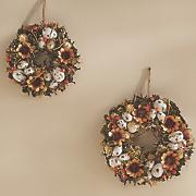 Set of 2 Egg Wreaths