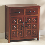 diamond 2 door cabinet