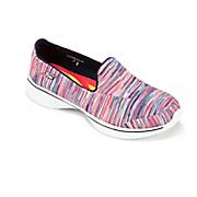 women s gowalk 4 heather slip on shoe by skechers