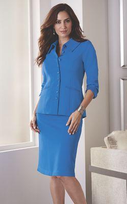 Blair Button Suit