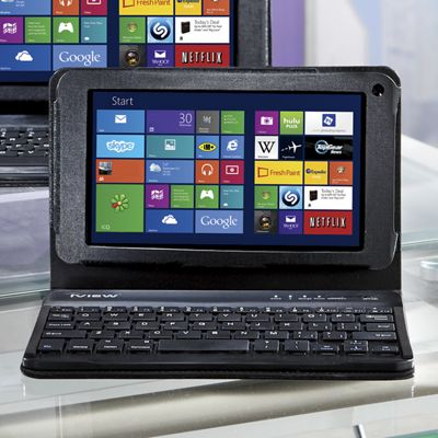 """7"""" Tablet with Windows 10 by Iview"""