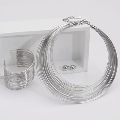 Multi-Wire Jewelry