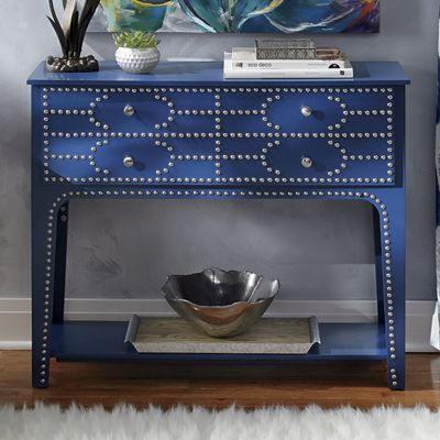 On-Point Studded Console