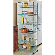 butterfly thinman rolling pantry