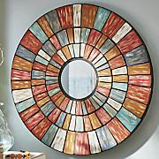 colorful caprice mirror