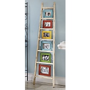 ladder photo frame