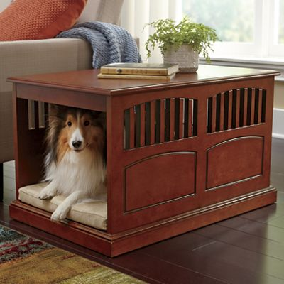 Doggie Bed Coffee Table