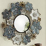 flower power mirror