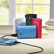 8000 mAh Portable 2-Port Battery Pack by iBoost