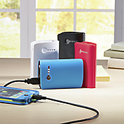8000 mah portable 2 port battery pack by iboost