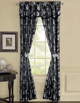 Carrington Jacquard Window Set