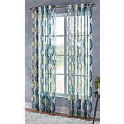 caspian sheer grommet panel