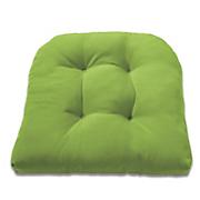 outdoor wicker chair rocker cushion
