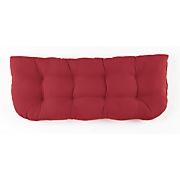 outdoor settee cushion
