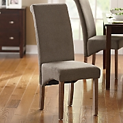 set of 2 dynasty parson chairs