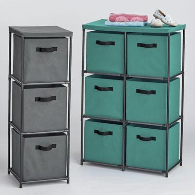 Fabric Storage Drawers