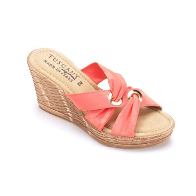 Solaro Wedge by Tuscany by Easy Street
