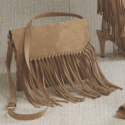 Odonna Fringe Bag