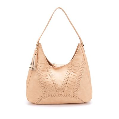 4-In-1 Studded Hobo, Cutout Crossbody Bag & Wristlet