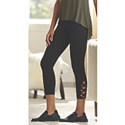cutout legging