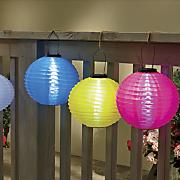5 pc  solar lantern set