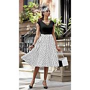 ines dress 48