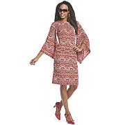 madeline print dress 16