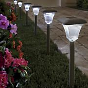 3 pc  solar stone light set