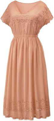 Summer Breeze Eyelet Dress