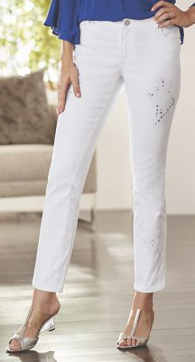Camille Cutwork Pant