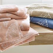 shore bath towels