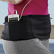 left coast 5  hip band with phone pocket by hip sister