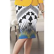 arizona graphic skirt