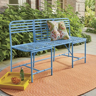 Convertible Outdoor Bench