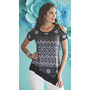 kirstie medallion top