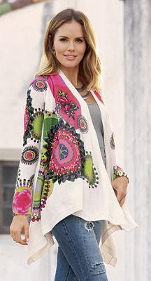 Sophia Springs Sweater
