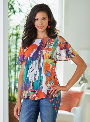Pop Art Blouse
