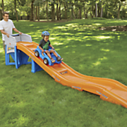 hot wheels extreme thrill coaster by step2