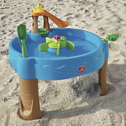 duck pond water table by step 2