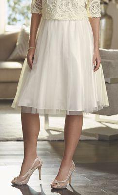Social Tulle Skirt