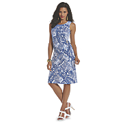 taylor side wrap dress