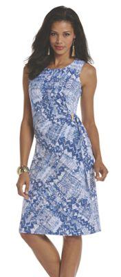Taylor Side-Wrap Dress