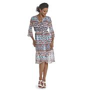 monica print dress 6