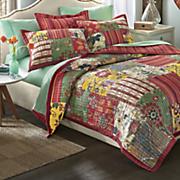caprice patchwork quilt